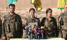 Comandantii fortelor democratice siriene au anuntta duminicà lansarea unei ofensive militare contra orasului Raqqa, considerat drept fieful Organizatiei stat islamic
