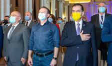 Ludovic Orban crede că o desemnare a lui Florin Cîțu ca premier ar fi neconstituțională (Sursa foto: Facebook/Ludovic Orban)