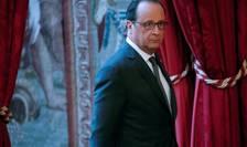 Preşedintele francez, François Hollande (Foto: AFP/Yoan Valat)