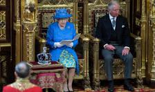 Regina Elisabeta a II-a a Marii Britanii și Prințul moștenitor Charles