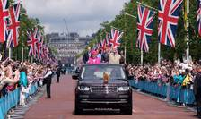 Regina Elisabeta a II-a la cea de-a 90-a aniversare