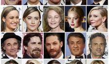 Nominalizaţii la Oscar 2016 (Foto: Reuters)