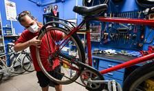 Reparații biciclete