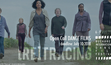 [RE]TRACING - Bucharest International Dance Film Festival, 6-9 septembrie 2018