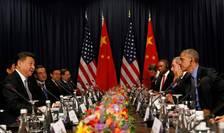 Reuniune între Barack Obama si Xi Jinping la summit-ul APEC, 19 noiembrie 2016, Lima