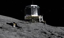 Robotul Philae (Foto: www.esa.int)