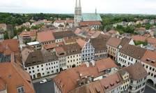 Imagine din pitorescul oraș german Görlitz, care va avea un primar român (Sursa foto: AFP)