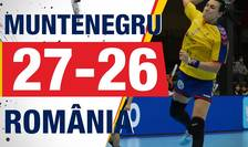 Cristina Neagu, cea mai bună marcatoare a României în meciul cu Muntenegru (Sursa foto: Facebook/FRH)