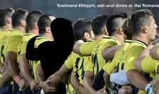 Echipa de rugby a României