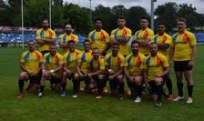 Lotul de rugby în șapte al României în vara 2018