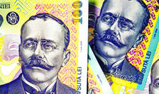 Bancnote de 100 de lei (specimen)