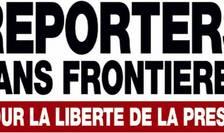 Asociatia Reporteri fàrà frontiere a fost la initiativa apelului lansat de cele 25 de personalitàti