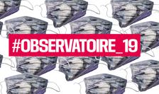 Reporteri fàrà frontiere (RSF) a lansat Observatorul 19, cu obiectivul de a evalua impactul pandemiei de Covid-19 asupra jurnalismului.