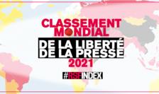 A fost dat publicitàtii raportul RSF pe 2021 privind libertatea presei în lume.