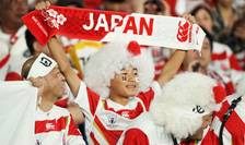 Fani japonezi la Cupa Mondială 2019