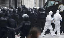 7 persoane au fost retinute dupa operatiunea antiterorista din Sain-Denis