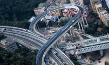 Chiar și în vreme de pandemie, Italia arată că se poate și inaugurează un pod la Genova.