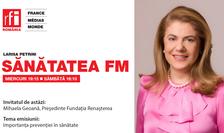 Sanatatea FM cu Mihaela Geoana