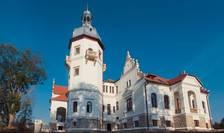 Centrul Cultural Castel Sâncrai din Sâncrai, județul Alba