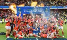 Saracens învingători pentru a doua oară consecutiv în Cupa Campionilor