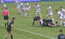 Saracens 33 Leicester Tigers 10