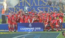 Saracens - campioni ai Europei 2019