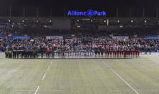 Saracens - Stade Toulousain