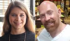 Sarah Everard și Wayne Couzens