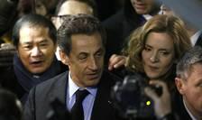 Republicanii lui Sarkozy castiga jumatate din Franta