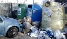 Deșeuri București-arhivă (Foto: RFI/Cosmin Ruscior)