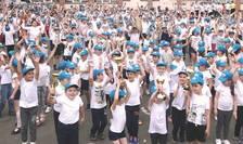 Școala gimnazială Alexandru Ioan Cuza - Câștigătorii Premiului I - SETS Flashmob