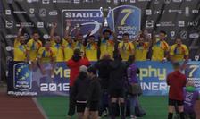 România câștigă Rugby Sevens Trophy