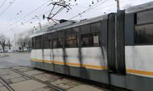 Călătoriile STB și Metrorex se scumpesc din luna august (Foto: tramvai de pe linia 41/Cosmin Ruscior, RFI)