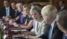 Ședința cabinetului britanic