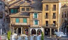 Covid 19 - În Spania se deschid terasele restaurantelor