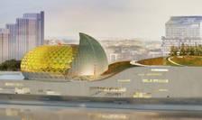 La Seine Musicale se afla la 4 km de Paris