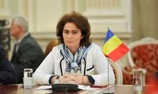 Iuliana Scântei critică PSD, după votul din Senat asupra legii privind starea de alertă (Sursa foto: Facebook/Iuliana Scântei)