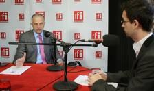Senatorul Mircea Geoană, în studioul RFI