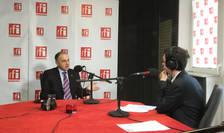 Mircea Geoană, în studioul RFI (arhivă)