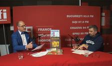 Sergiu COSTACHE și Mirel BĂNICĂ