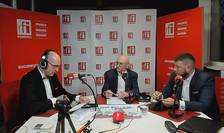 Ora de risc in studioul RFI Romania