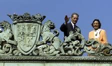 Regele Mihai şi regina Ana (Foto: Reuters/arhivă)