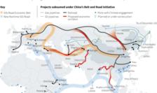 Noul Drum al mătăsii dorit de China
