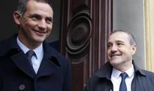"Autonomistul Gilles Simeoni si independentistul Jean-Guy Talamoni, noii ""patroni"" ai insulei franceze Corsica"
