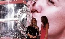 Simona Halep a primit premiul pentru cea mai bună tenismenă din 2018. Românca i-a mulțumit din nou lui Darrren Cahill.