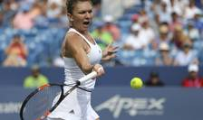 Simona Halep, la Cincinnati (Foto: Aaron Doster-USA TODAY Sports via Reuters)
