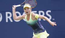 Simona Halep, la turneul de la Toronto (Foto: John E. Sokolowski-USA TODAY Sports via Reuters)