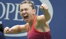 Simona Halep, la US Open (Foto: Reuters/Carlo Allegri)