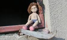 Mulți copii săraci de la țară merg la culcare flămânzi (Sursa foto: pixabay)
