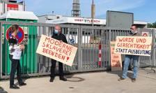 Protestul preotului Peter Kossen